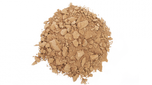 dry earth fill material